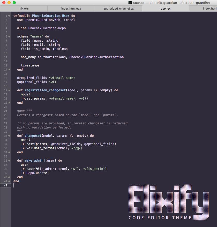 Battle of the Elixir code editors - Elixir Chat - Elixir Forum