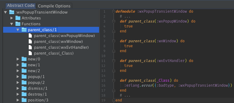 IntelliJ Elixir - Elixir plugin for JetBrain's IntelliJ