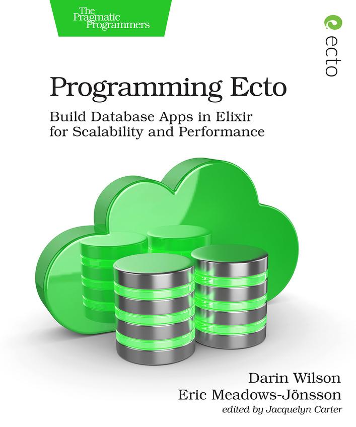 Programming Ecto book giveaway - Elixir Chat - Elixir Forum