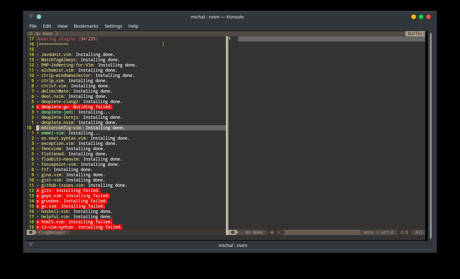 SpaceVim - like SpaceMacs but for Vim! - Elixir Chat