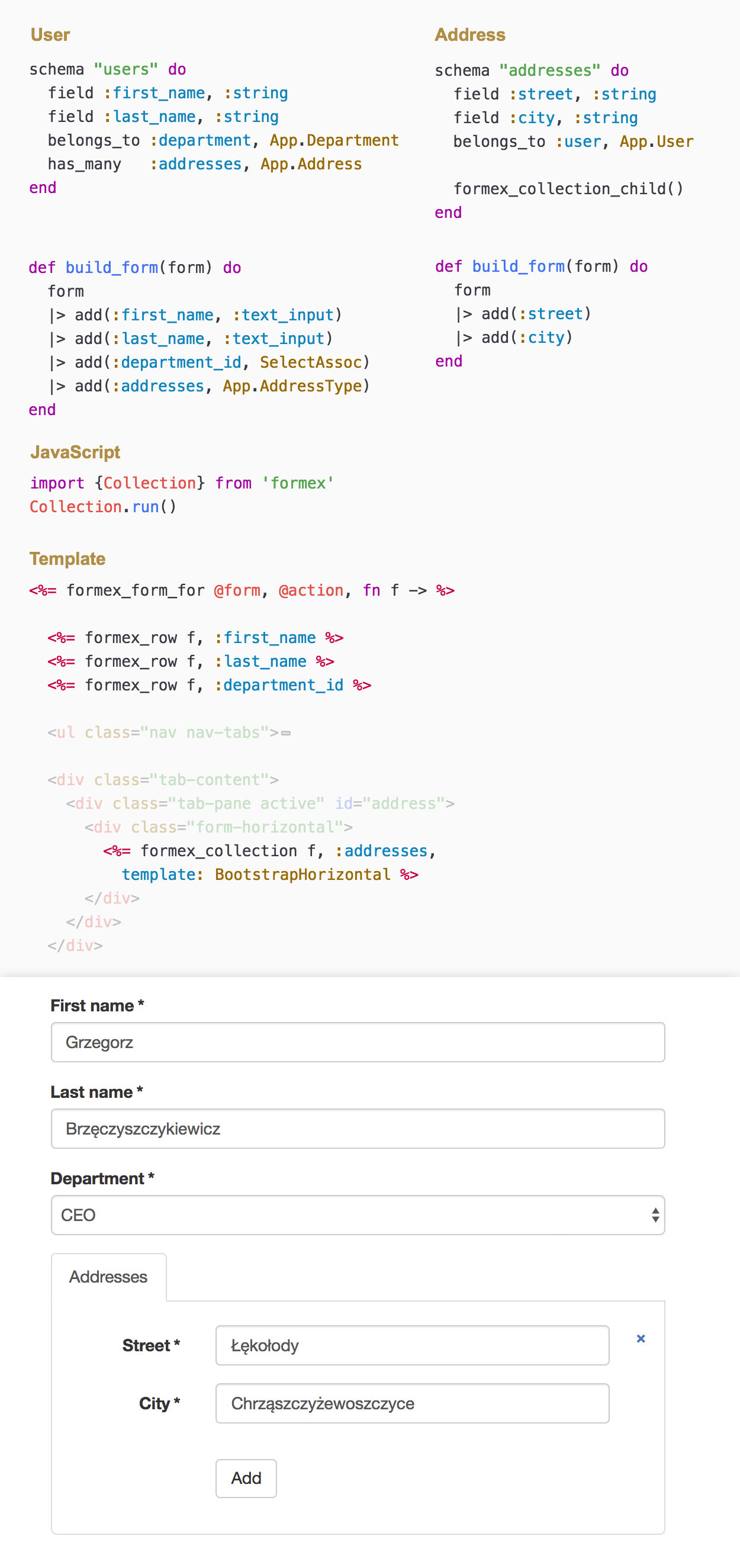 Div Template. es6 template literals and tagged templates manvendra ...