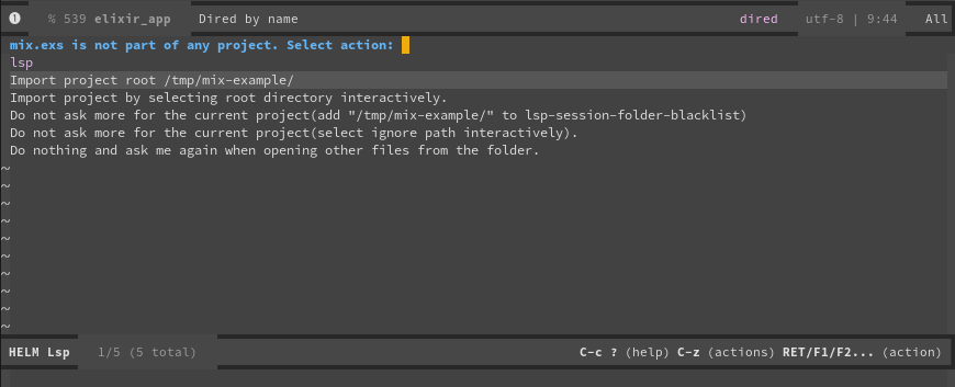 Emacs - Elixir Setup Configuration Wiki - Elixir Chat